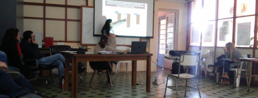 CeReGAS en Comisión de Cuenca del Arroyo San Antonio